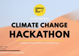 Somalis in Tech to Hold Climate Change Hackathon