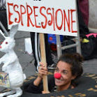 Buskers in Rome