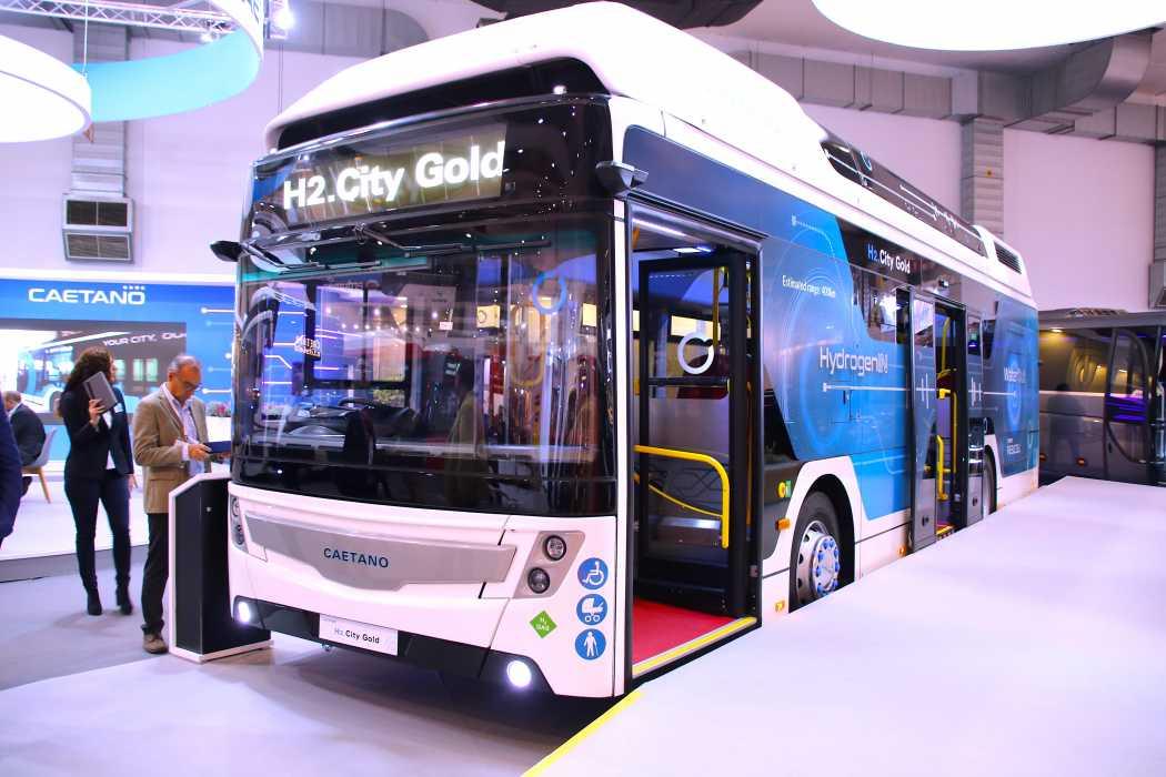 Nordfriesland: Das eFarm-Projekt setzt auf den Caetano H2.City Gold