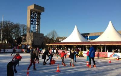 Inschrijven schaatslessen