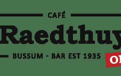 Café restaurant 't Raedthuys op IJs!