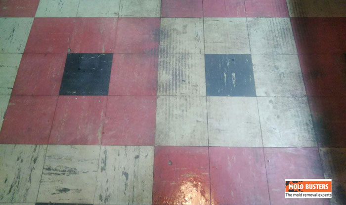 asbestos in tiles how to recognize and
