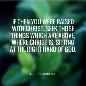Colossians 3-1