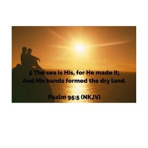Psalm 95-5