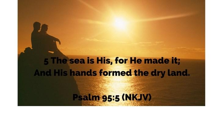 God made everything