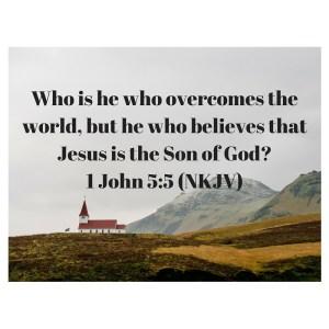 1 John 5-5