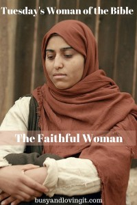 The Faithful Woman