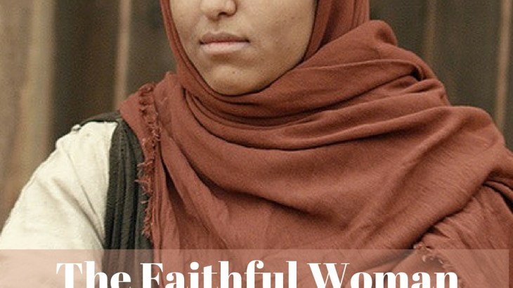 The woman who bled for 12 years was healed because of her faith.
