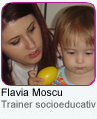 Flavia Moscu - Trainer socio-educativ