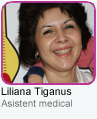 Liliana Tiganus - Asistent medical