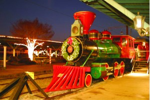 holiday train pic