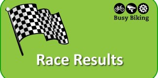 Busy Biking Race Results