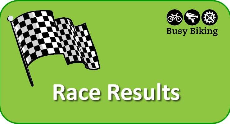 Busy Biking Race Results