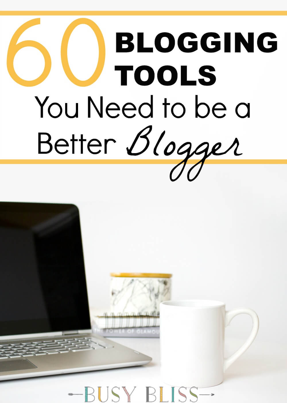 Check out this massive list of blogging tools to help you become a better blogger. These 60 tools are useful whether you are a blogging newbie or pro.