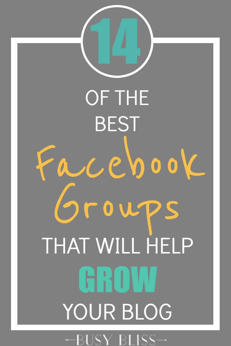 Blogger community 14 of the best facebook groups that will help are you a part of the blogger community grow your blog with these 14 awesome malvernweather Gallery