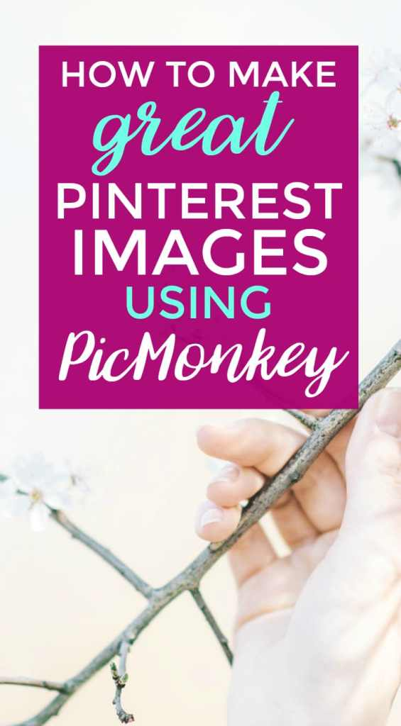 Learn how to make gorgeous Pinterest images with PicMonkey. This step-by-step tutorial will help you maximize your Pinterest reach.
