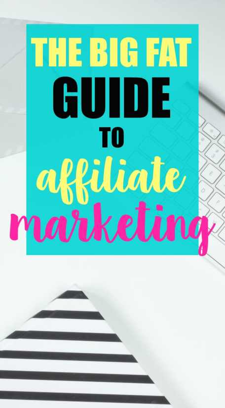 This affiliate marketing guide is perfect for beginners and veterans alike! If you're blogging and want to start earning money, this is the guide for you!