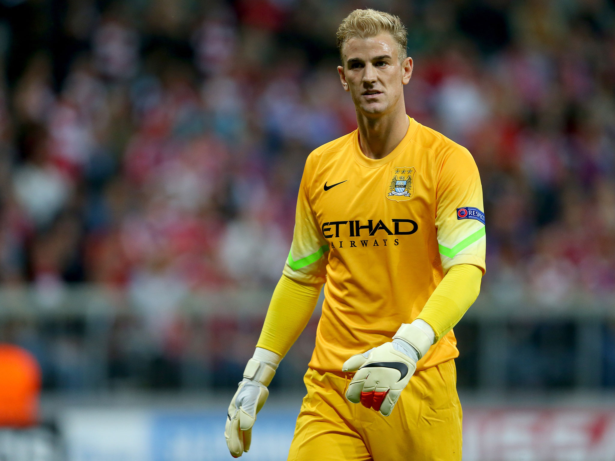 Joe Hart Course For Another Loan Move