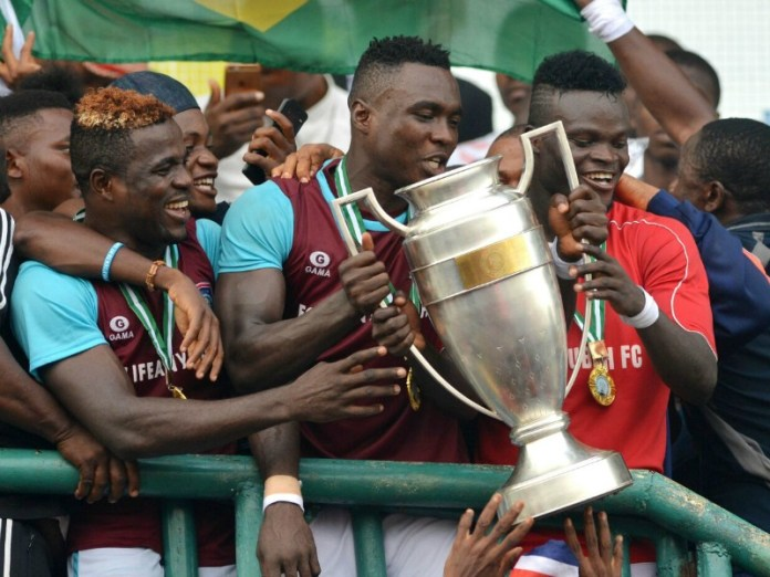 AITEO CUP: Holders FC IfeanyiUbah To Face Feeder Team In Round of 32