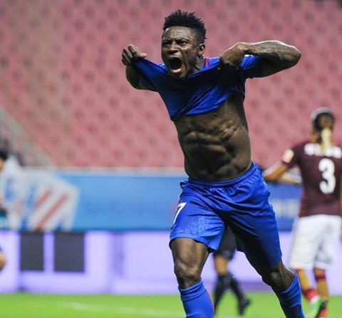 Obafemi Martins Ruled Out For Six Months With Hamstring Injury