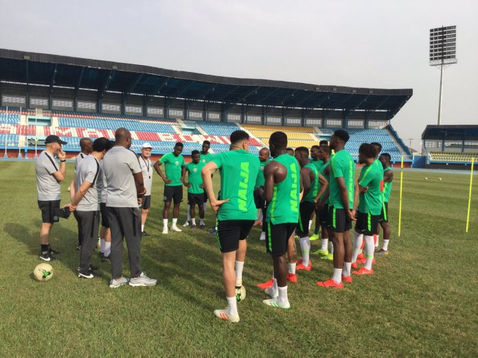 Super Eagles Starting-XI-against-Seychelles