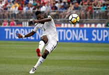 Asamoah Gyan agrees to come out of retirement
