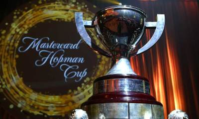 Hopman Cup Trophy