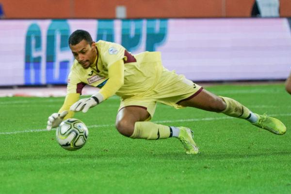 Sebastian Osigwe: Swiss-born Nigerian Goalkeeper Eyes Super Eagles No 1  Jersey