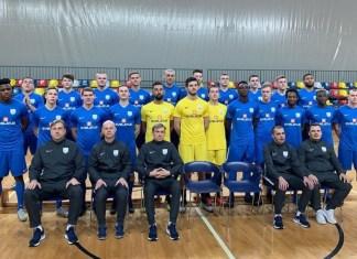 BFC Daugavpils team photo