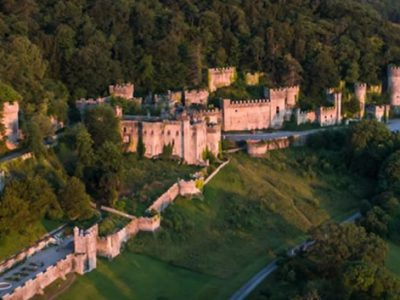 I'm a celebrity Gwrych Castle Wales