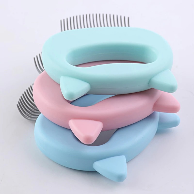 Cuddly Cat Comb Hair Remover All Colors 2