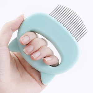Cuddly Cat Comb Hair Remover