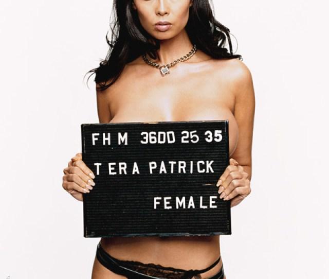 Adult Film Star Tera Patrick In New Dlc