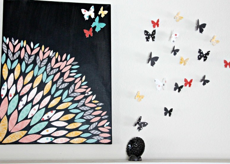 Colorful & Fun Wall Decor in an Afternoon / by Busy Mom's Helper