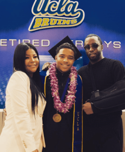 Diddy's Son Graduates From College (Photos)