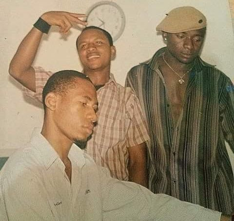 Spot Phyno in this photo