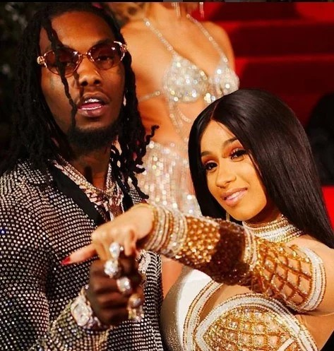 Fresh Video: Cardi B's Fiance Offset Hacked Again, Another Sextape Leaked On Twitter