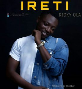 Ricky Ola - Ireti