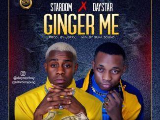Stardom X Daystar – Ginger Me