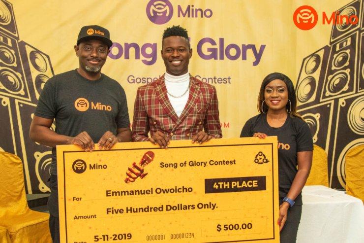 Winners Of 'Song Of Glory'