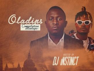 Dj Instinct - Compilation Mixtape For Oladips