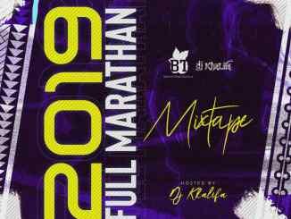 Dj Khalifa - 2019 Full Marathon Mixtape