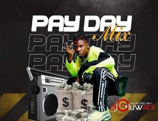 DJ Oluwani - Pay Day Mixtape
