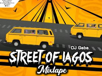 DJ Gaba - Street Of Lagos Mix