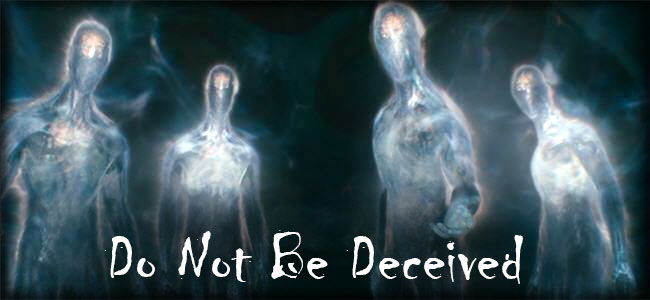 Aliens, The Paranormal, Fallen Angels And Demons; Some Things You Should Know