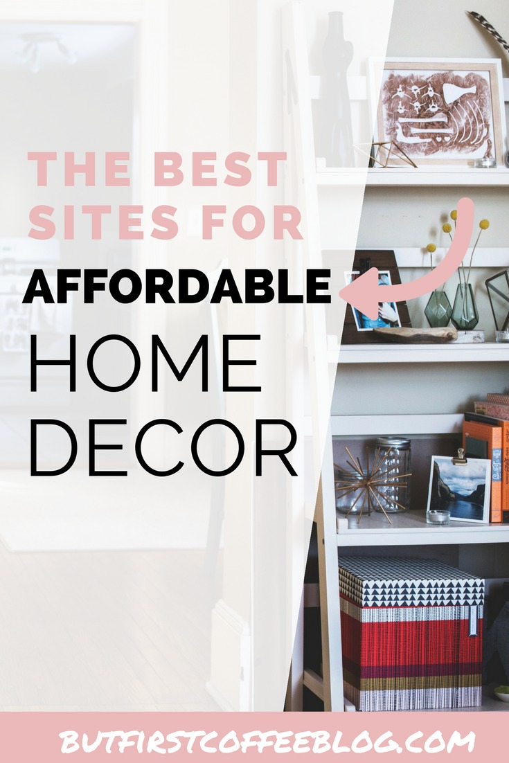 the best places to get affordable home decor - Best Place For Home Decor