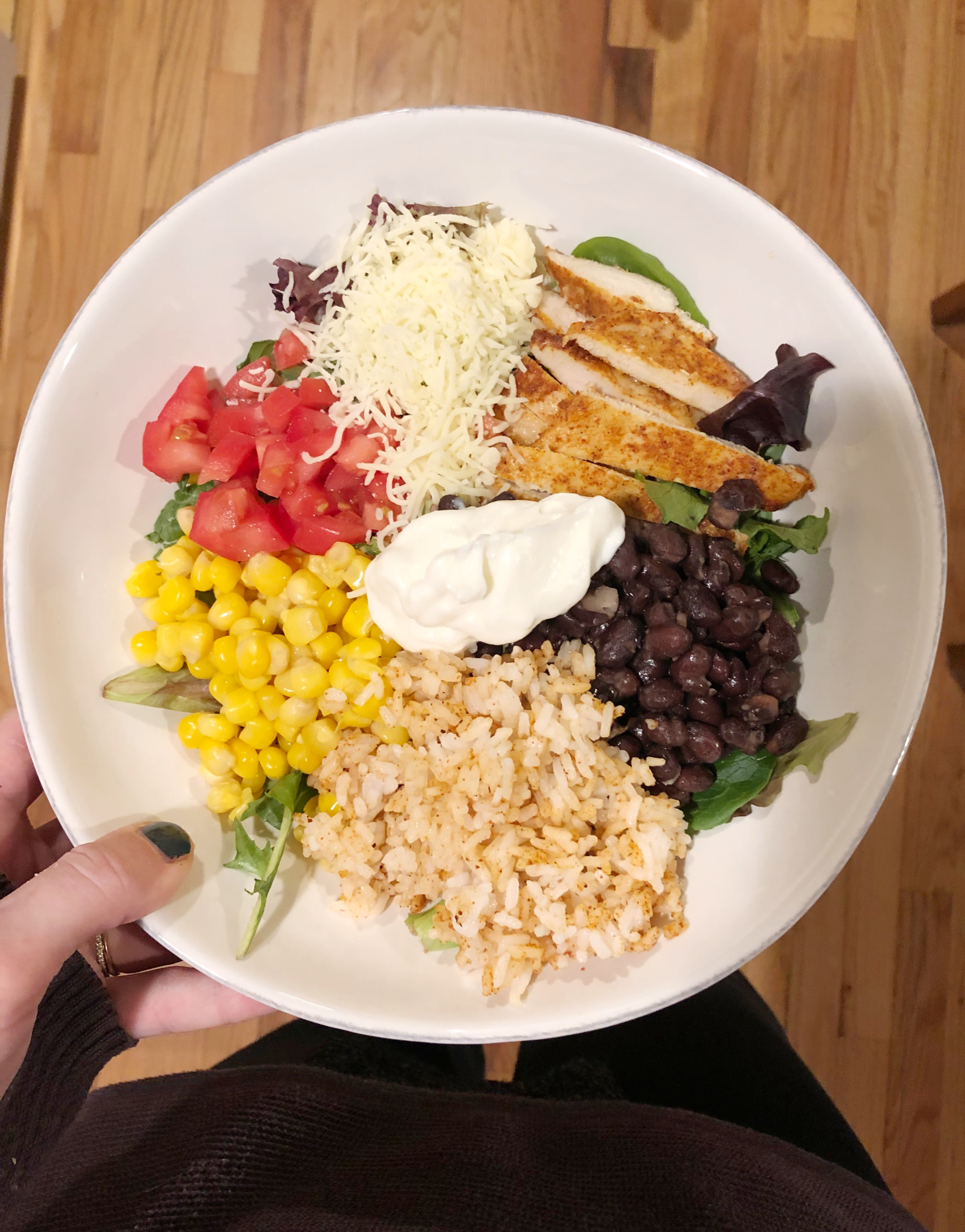 Chicken Fajita Bowls | 1 Week of Dinners for $25