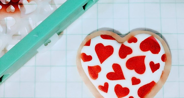How To Airbrush Sugar Cookies But First Cookies