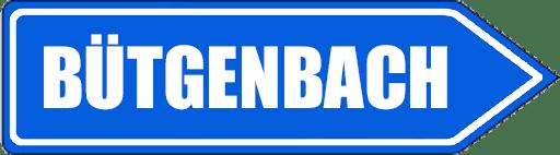 Bütgenbach - Ostbelgien - Ardennen Logo