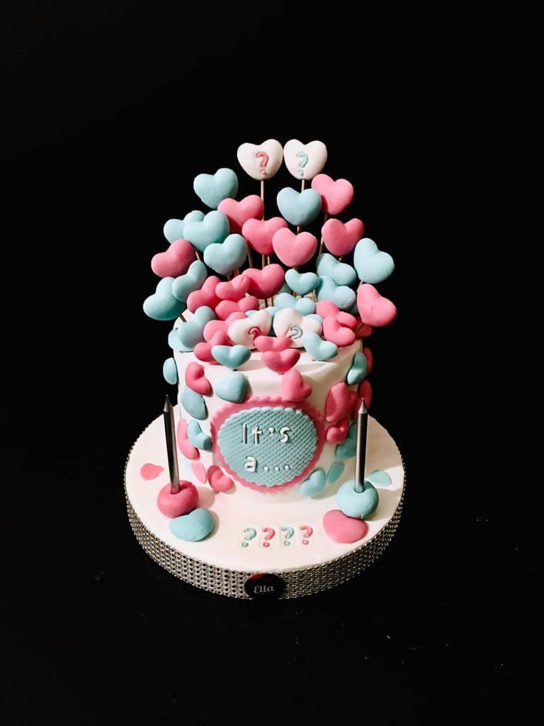 cinsiyet pastası